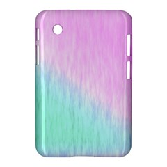 Pink green texture                                                      			Samsung Galaxy Tab 2 (7 ) P3100 Hardshell Case