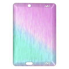 Pink green texture                                                      			Kindle Fire HD (2013) Hardshell Case