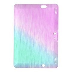 Pink green texture                                                      			Kindle Fire HDX 8.9  Hardshell Case