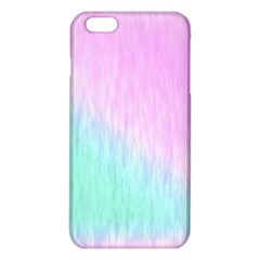 Pink green texture                                                      iPhone 6 Plus/6S Plus TPU Case