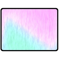 Pink green texture                                                      Fleece Blanket
