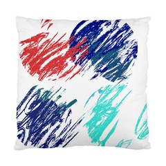 Scribbles                                                       Standard Cushion Case (Two Sides)