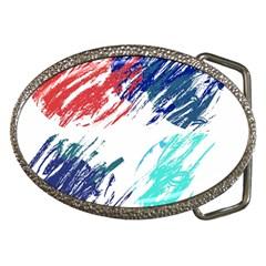 Scribbles                                                       Belt Buckle