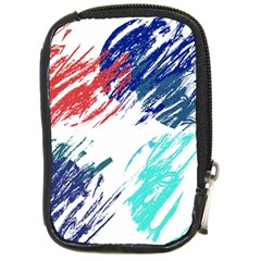 Scribbles                                                       Compact Camera Leather Case