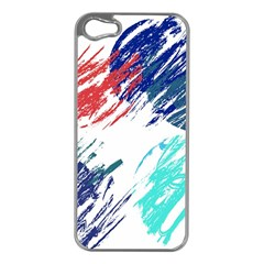 Scribbles                                                      Apple iPhone 5 Case (Silver)