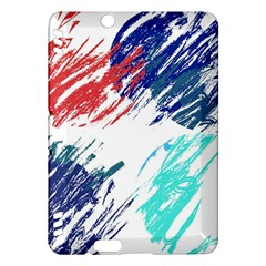 Scribbles                                                      			kindle Fire Hdx Hardshell Case