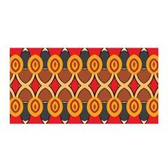 Ovals pattern                                                         Satin Wrap
