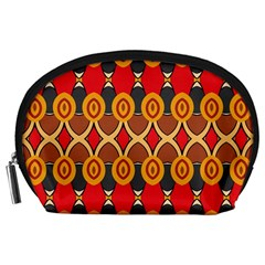 Ovals pattern                                                         Accessory Pouch