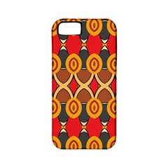 Ovals pattern                                                        			Apple iPhone 5 Classic Hardshell Case (PC+Silicone)