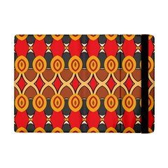 Ovals pattern                                                        			Apple iPad Mini 2 Flip Case