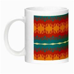 Shapes rows                                                          Night Luminous Mug