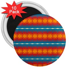 Shapes rows                                                          			3  Magnet (10 pack)