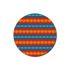 Shapes rows                                                          Rubber Coaster (Round)