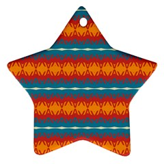 Shapes rows                                                          			Ornament (Star)