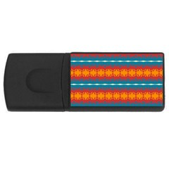 Shapes rows                                                          			USB Flash Drive Rectangular (1 GB)