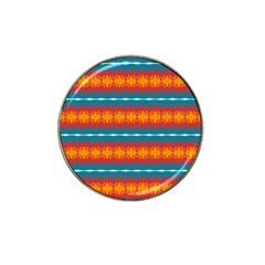 Shapes rows                                                          Hat Clip Ball Marker