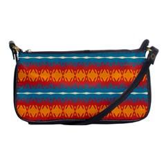 Shapes rows                                                          Shoulder Clutch Bag