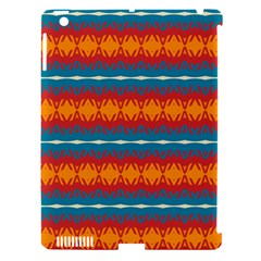 Shapes rows                                                         			Apple iPad 3/4 Hardshell Case (Compatible with Smart Cover)