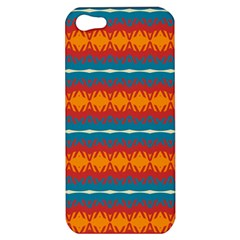 Shapes rows                                                         			Apple iPhone 5 Hardshell Case