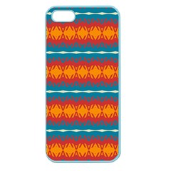 Shapes rows                                                         Apple Seamless iPhone 5 Case (Color)