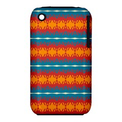 Shapes rows                                                         Apple iPhone 3G/3GS Hardshell Case (PC+Silicone)