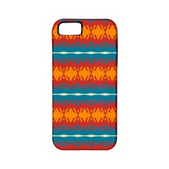 Shapes Rows                                                         apple Iphone 5 Classic Hardshell Case (pc+silicone)