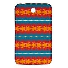 Shapes rows                                                         			Samsung Galaxy Tab 3 (7 ) P3200 Hardshell Case