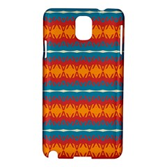 Shapes rows                                                         Samsung Galaxy Note 3 N9005 Hardshell Case