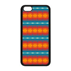 Shapes Rows                                                         apple Iphone 5c Seamless Case (black)