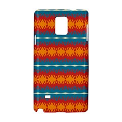 Shapes rows                                                         Samsung Galaxy Note 4 Hardshell Case