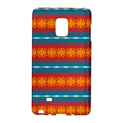 Shapes rows                                                         Samsung Galaxy Note Edge Hardshell Case