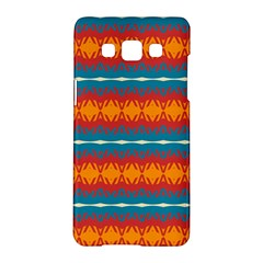 Shapes rows                                                         Samsung Galaxy A5 Hardshell Case