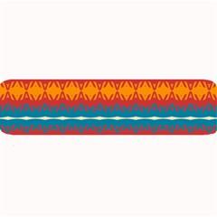 Shapes rows                                                         Large Bar Mat