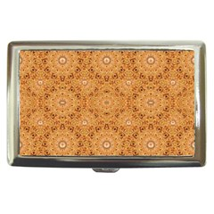 Intricate Modern Baroque Seamless Pattern Cigarette Money Cases