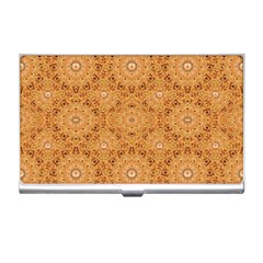 Intricate Modern Baroque Seamless Pattern Business Card Holders
