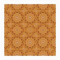 Intricate Modern Baroque Seamless Pattern Medium Glasses Cloth (2-Side)