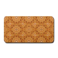 Intricate Modern Baroque Seamless Pattern Medium Bar Mats