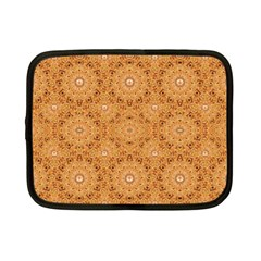 Intricate Modern Baroque Seamless Pattern Netbook Case (Small)