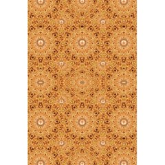 Intricate Modern Baroque Seamless Pattern 5.5  x 8.5  Notebooks