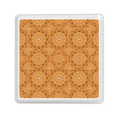 Intricate Modern Baroque Seamless Pattern Memory Card Reader (Square)