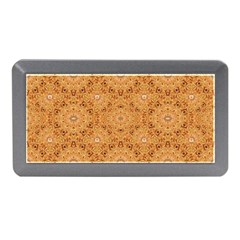 Intricate Modern Baroque Seamless Pattern Memory Card Reader (Mini)