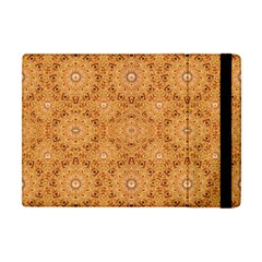 Intricate Modern Baroque Seamless Pattern Apple iPad Mini Flip Case