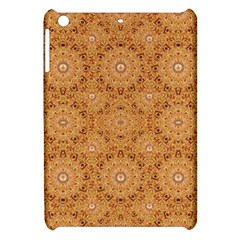Intricate Modern Baroque Seamless Pattern Apple iPad Mini Hardshell Case