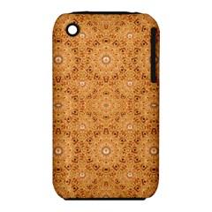 Intricate Modern Baroque Seamless Pattern iPhone 3S/3GS