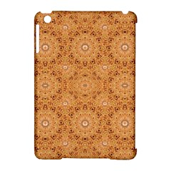 Intricate Modern Baroque Seamless Pattern Apple iPad Mini Hardshell Case (Compatible with Smart Cover)