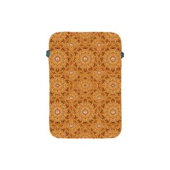 Intricate Modern Baroque Seamless Pattern Apple iPad Mini Protective Soft Cases