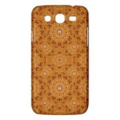 Intricate Modern Baroque Seamless Pattern Samsung Galaxy Mega 5.8 I9152 Hardshell Case