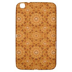 Intricate Modern Baroque Seamless Pattern Samsung Galaxy Tab 3 (8 ) T3100 Hardshell Case