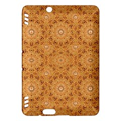 Intricate Modern Baroque Seamless Pattern Kindle Fire HDX Hardshell Case