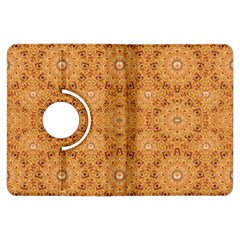 Intricate Modern Baroque Seamless Pattern Kindle Fire HDX Flip 360 Case